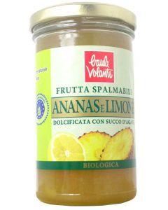 Frutta Spalmabile Ananas e Limone 280g BIO