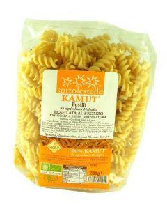 Fusilli di grano khorasan KAMUT® 500 g BIO