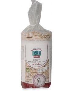 Gallette di grano saraceno 120 g BIO  (min. acquisto 10 pezzi)