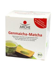 Genmaicha Matcha in filtri 15 g BIO (min. acquisto 10 pezzi)
