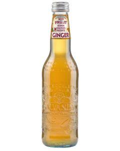 Ginger bio in bottiglia 330 ml (min. acquisto 10 pezzi)
