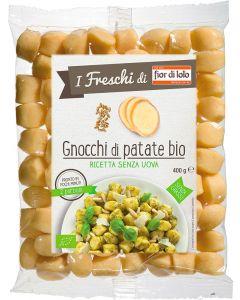Gnocchi di frumento 400 g BIO  (min. acquisto 10 pezzi)