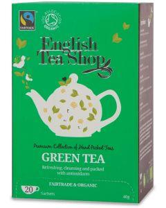 Green tea 40 g BIO  (min. acquisto 10 pezzi)
