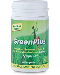 Greenplus 250mg - integratore alga ascophyllum 60 BIO  (min. acquisto 6 pezzi)