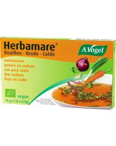 Herbamare brodo in dadi con poco sodio 8x9 g BIO  (min. acquisto 10 pezzi)