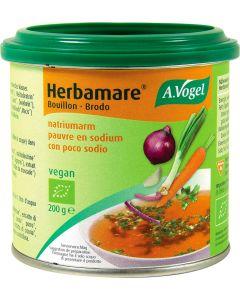 Herbamare brodo in pasta con poco sodio 200 g BIO senza glutine  (min. acquisto 10 pezzi)