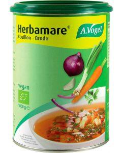 Herbamare brodo in pasta con sale 1 kg BIO senza glutine  (min. acquisto 6 pezzi)