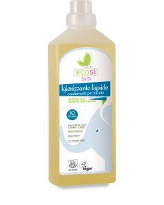 Igienizzante liquido coadiuvante per bucato 1 L BIO