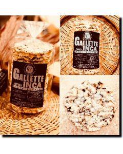 Gallette di mais Blu 90 gr senza glutine (min. acquisto 10 pezzi)