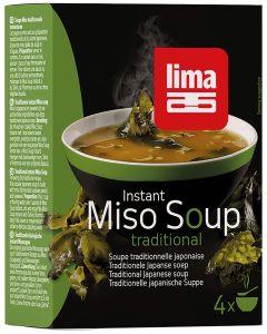 Instant miso soup 4x10 g BIO