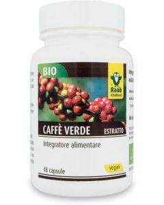 Integratore caffè verde - 48 capsule 24 g BIO  (min. acquisto 6 pezzi)