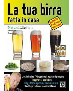 La tua birra fatta in casa - Bertinotti e Faraggi (min. acquisto 10 pezzi)