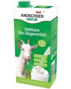 Latte di capra intero uht 1 L BIO  (min. acquisto 10 pezzi)