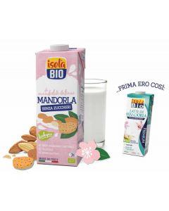Latte di mandorla Premium senza zuccheri 1 L BIO