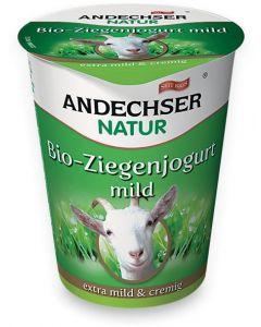 Latte fermentato di capra al naturale 125 g BIO  (min. acquisto 10 pezzi)