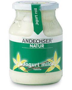 Latte fermentato vaniglia 500 g BIO  (min. acquisto 10 pezzi)
