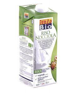 Bevanda di Riso e Nocciola 1L Bio senza glutine
