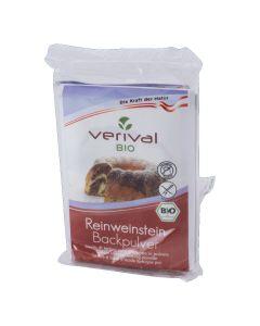 Lievito di Tartaro Puro Granulato Polvere (4x17g) 68g BIO senza glutine (min. acquisto 10 pezzi)
