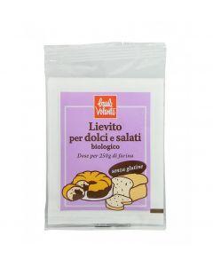 Lievito senza glutine per dolci e salati 2 x 7 g BIO
