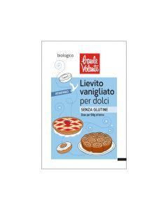 Lievito vanigliato per dolci 2 x 18 g BIO