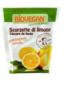 Limone (scorza essiccata) 9g BIO senza glutine
