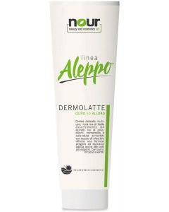 Linea aleppo - dermolatte con olivo e alloro 200 ml BIO  (min. acquisto 6 pezzi)