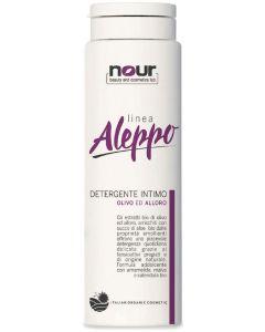 Linea aleppo - detergente intimo con olivo e alloro 200 ml BIO  (min. acquisto 10 pezzi)