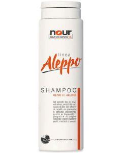 Linea aleppo - shampoo con olivo e alloro 200 ml BIO  (min. acquisto 10 pezzi)