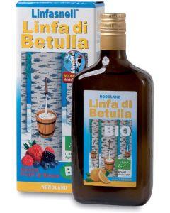 Linfa di betulla ai frutti di bosco nordici 700 ml BIO  (6 pezzi)