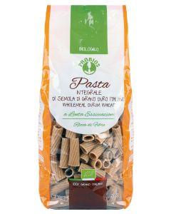 Maccheroni integrali di frumento italiano 500 g BIO