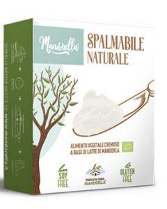 Mandorella spalmabile al naturale 180 g BIO (min. acquisto 10 pezzi)