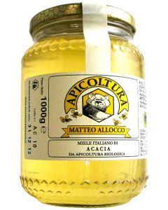 Miele di Acacia Italiano 1Kg BIO