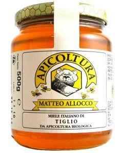 Miele di Tiglio Italiano 500 g BIO