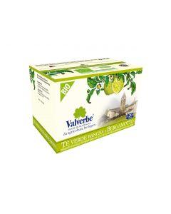 Infuso al Tè Verde e Bergamotto di calabria (20 filtri) 30g BIO