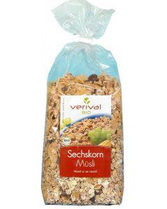 Muesli ai 6 Cereali 500 g BIO (min. acquisto 10 pezzi)