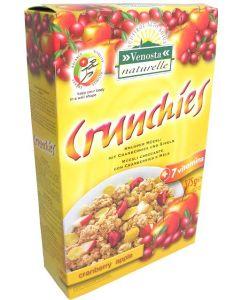 Muesli Croccante Cranberries e Mele 375g