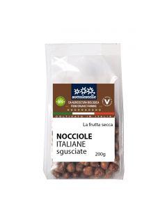 Nocciole Italiane Sgusciate 200 g BIO (min. acquisto 10 pezzi)