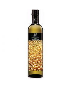 Olio di soia 500 ml BIO (min. acquisto 10 pezzi)