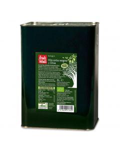 Olio extra vergine di oliva 3L BIO
