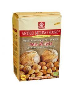 Pan di Sole - Miscela di farine e semi oleosi 5Kg BIO