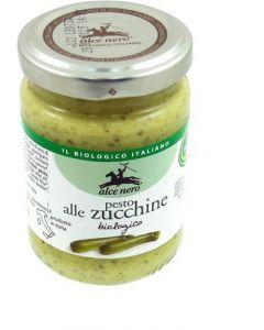 Pesto alle Zucchine 130g BIO