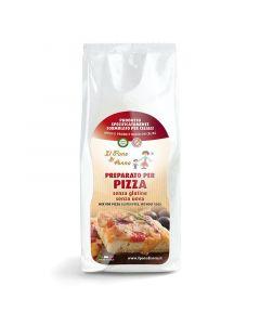 Preparato per Pizza 500 g senza glutine  (min. acquisto 10 pezzi)