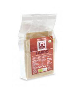 Lasagne di farro bianco trafilate al bronzo 400 g BIO (min. acquisto 10 pezzi)