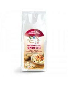 Preparato per Gnocchi 500 g senza glutine e latte