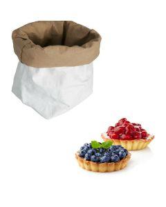 Preparato per Pasta Frolla al Grano Saraceno 1Kg senza glutine BIO