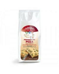 Preparato per Pizza 500 g senza glutine e senza latte