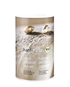 Proteine vegetali di Canapa 450g BIO