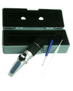 Refrattometro manuale (scala Brix)