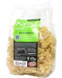 Ricciarelle di grano khorasan KAMUT® integrale 250g BIO