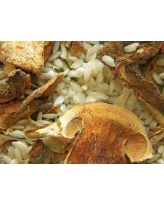 Risotto ai funghi porcini g.300